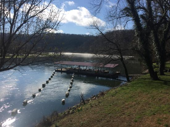 Trout fishing trip march 2016 picture of wildcat shoals for Fishing resorts in arkansas