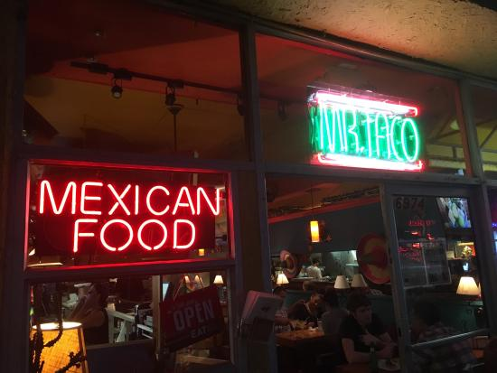 Mr Taco Mexican Food Miami Beach Restaurant Reviews