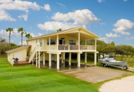 Port O'Connor, TX : The El Pescador Lodge
