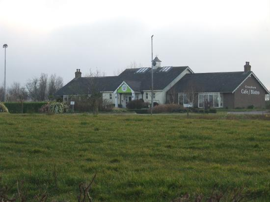 Killeagh, Irlanda: The Green Barn restaurant, on the Cork to Waterford road.