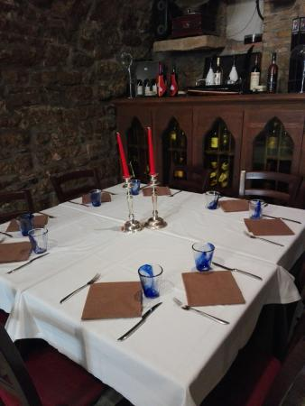 Tavola foto di san francesco e il lupo gubbio tripadvisor - Cucina 89 gubbio ...