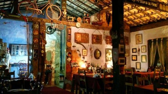 Serra do Cipo restaurante Parador Nacional