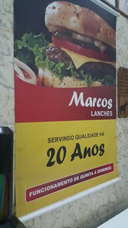 Marco Lanches