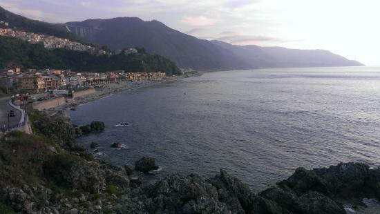 Bagnara Calabra, Italien: veduta sulla cittadina