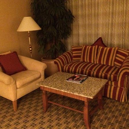 lounge area picture of hilton seattle airport conference center rh tripadvisor co za