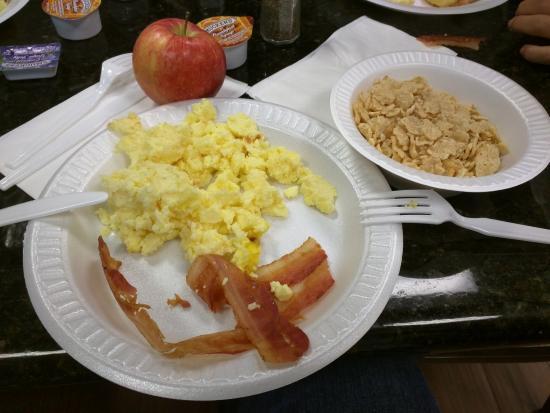 Comfort Inn: café da manhã