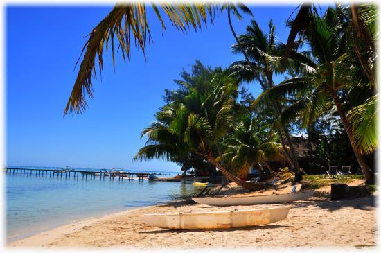 Moorea, Fransk Polynesia: Stunning.