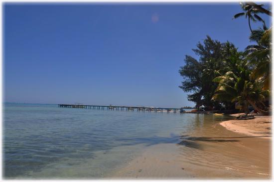 Moorea, Fransk Polynesia: Paz infinita.