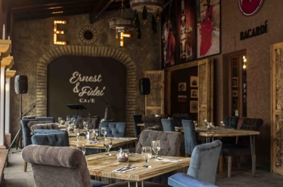 Ernest & Fidel Cafe