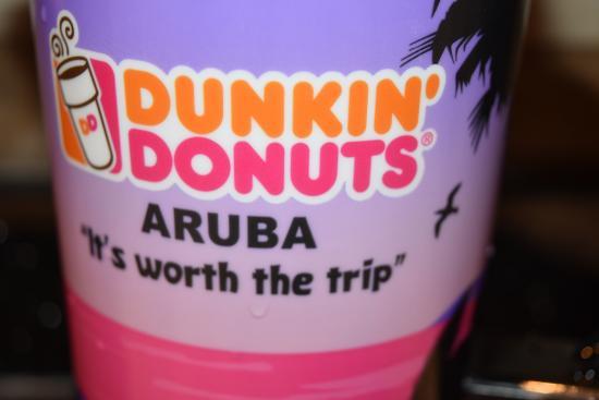 Copo De Cafe Dunkin Donuts