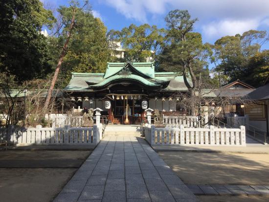 Ashiya Shrine