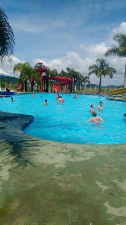Adahil Barreto Park: uma das piscinas