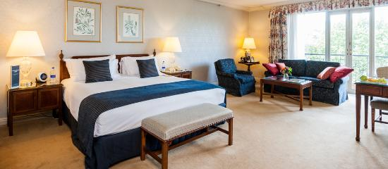 Sir Stamford at Circular Quay Hotel Sydney: Deluxe King Room