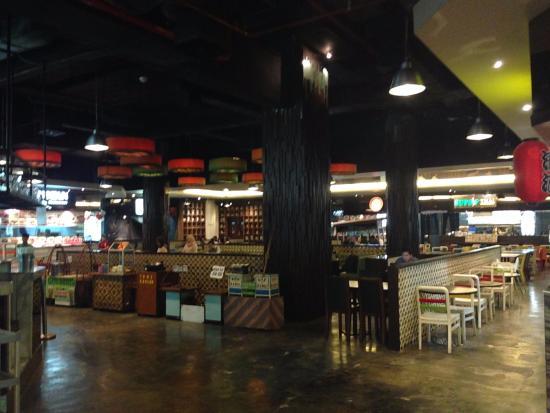 Urban Kitchen Jakarta Jln Asia Afrika Restaurant Reviews