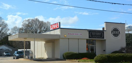 Main Street Pizza Company