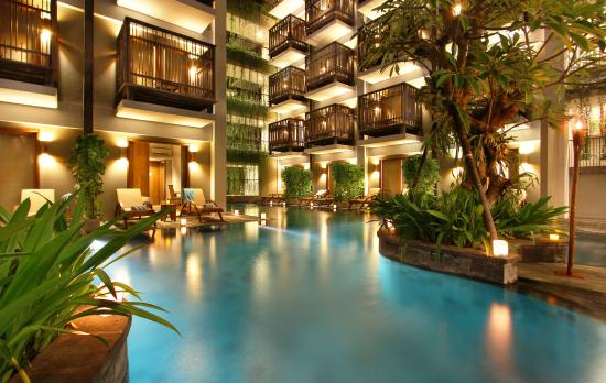 The Oasis Lagoon Sanur: Main Pool