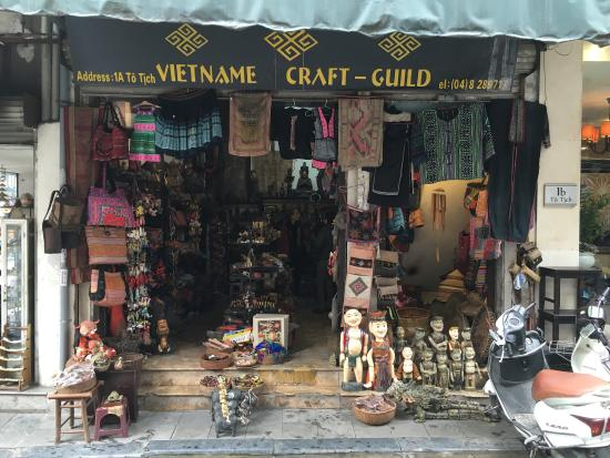Vietnamese Craft - Guild