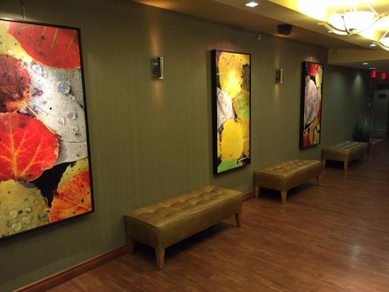 Best Western Plus Emerald Isle Hotel: lobby