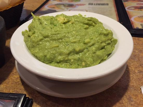 El Comal - Authetic Mexican Restaurant: Large guacamole $6.99