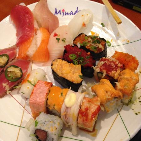 photo0.jpg - Picture of Minado Japanese Seafood Buffet ...