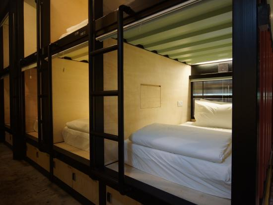 Pod Room Picture Of Container Hotel Ipoh Tripadvisor