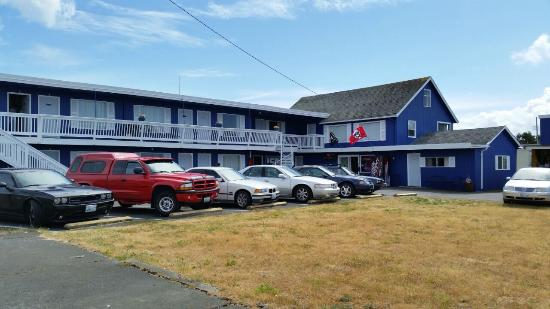 Entrance - Picture of Holiday Motel, Westport - Tripadvisor