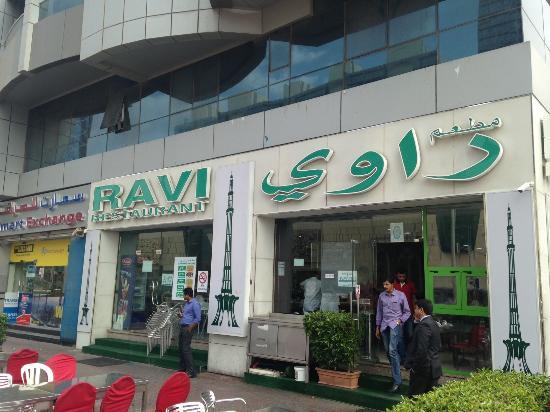 Image result for Ravi restaurant dubai