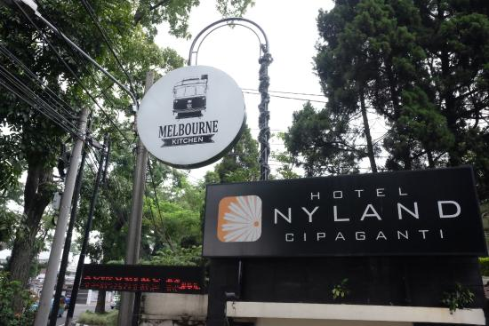 we are located in nyland hotel cipaganti picture of melbourne rh tripadvisor co nz