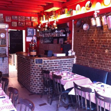 restaurant la vieille assiette dans lille avec cuisine fran aise. Black Bedroom Furniture Sets. Home Design Ideas