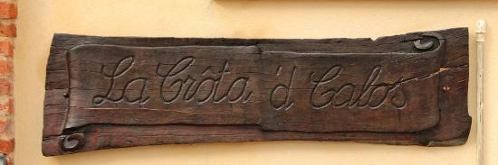 Calosso, Italië: l'ingresso