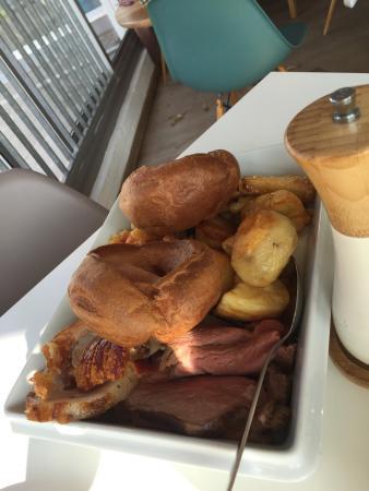 Food - Bedruthan Steps Hotel Restaurant Photo