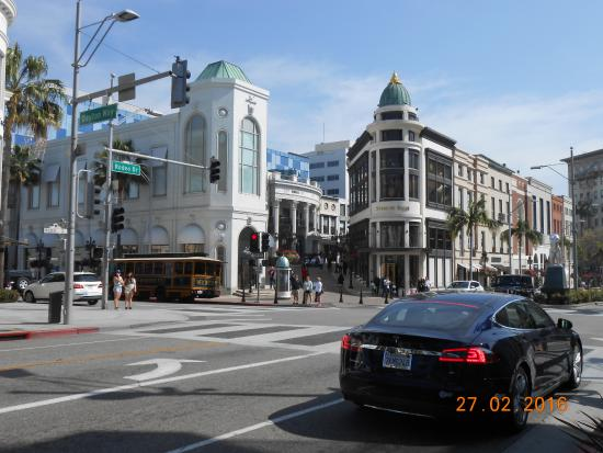Rodeo drive picture of rodeo drive beverly hills tripadvisor