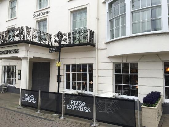 Pizza Express Andover 2 High St Updated 2020 Restaurant