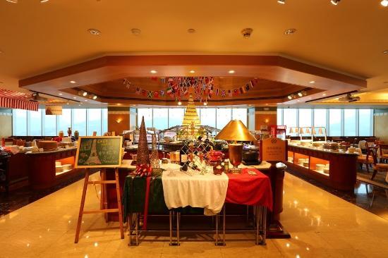 18F咖啡廳 - 基隆長榮桂冠酒店