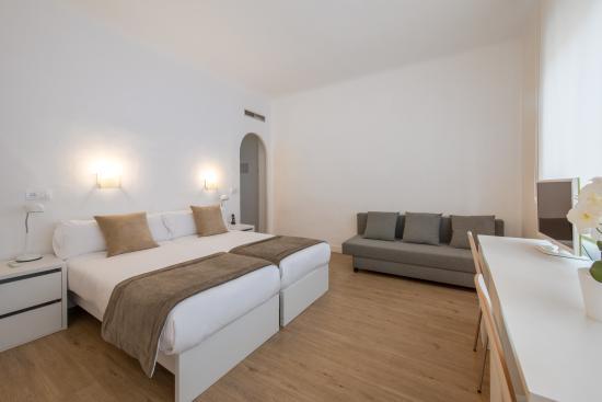 NeoMagna Madrid: Habitación Doble