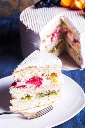 "Cake Home: Торт ""Фруктовый"""