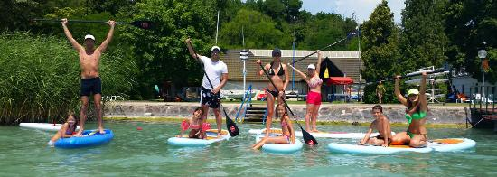 SUP Center Balaton
