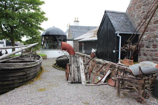 Gairloch Heritage Museum: extérieur