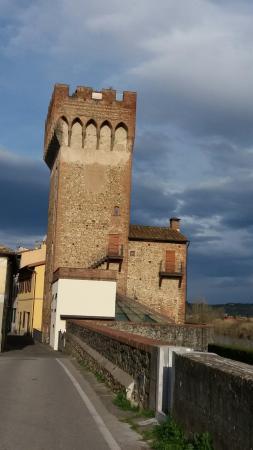 Montelupo Fiorentino, Italie : Torre Frescobaldi
