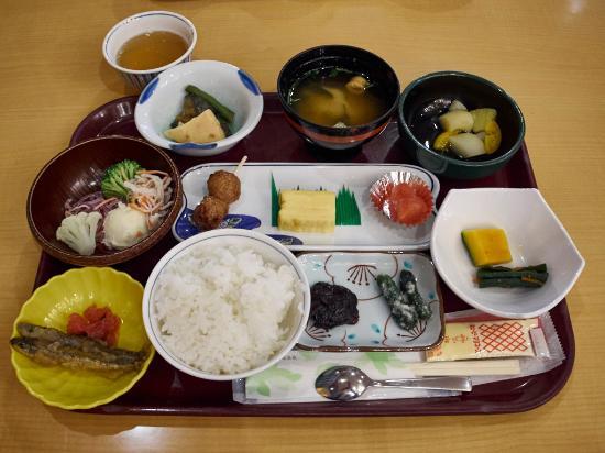 Hotel Towadaso : Breakfast