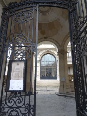 Palais Galliera Musee De La Mode De La Ville De Paris Foto Di