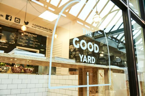 Healthy Restaurants Near Liverpool Street
