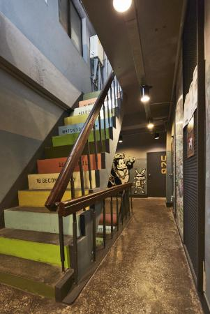G Itaewon Guest House