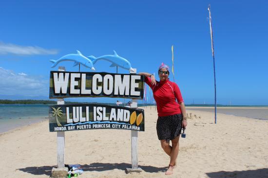 Honda Bay: Luli Island