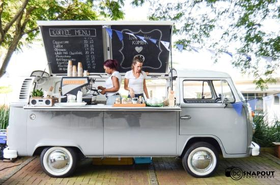 Kombi picture of love coffee durban tripadvisor for Bar 96 food truck