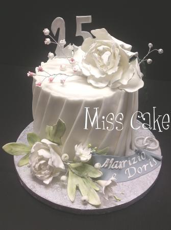 Per Anniversario Di Matrimonio.Cake Design Per Anniversari Di Matrimonio Unici Picture Of Miss
