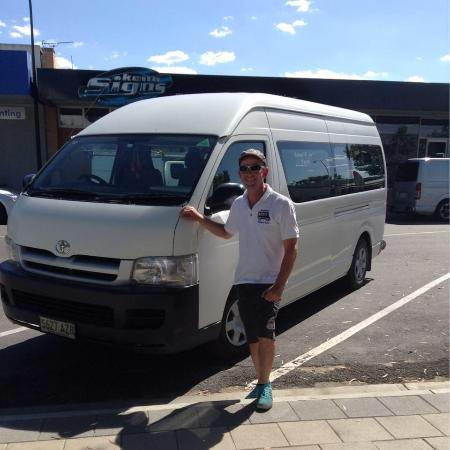 All Aboard Minibus Tours