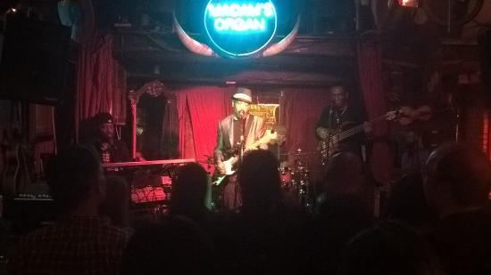 Madam's Organ Blues Bar