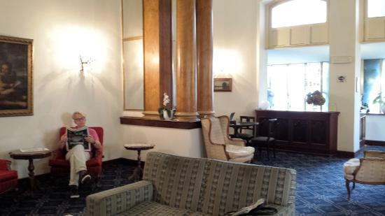 Villa Delle Rose Hotel: Leseraum