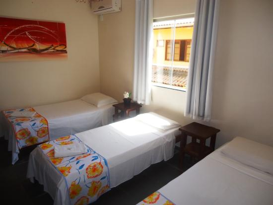 Vale Verde Praia Hotel: Apartamento Triplo
